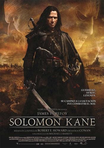 Solomon Kane DVDRip Español Latino