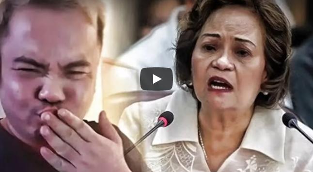 TP Bilib Na Bilib Sa Katapangan At Kaastigan Ng Mga Patama Ni Justice De Castro