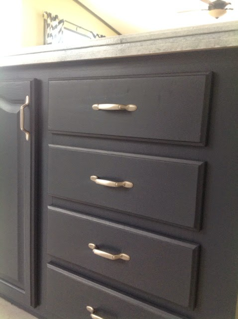 Satin Nickel Kitchen Cabinet Handles