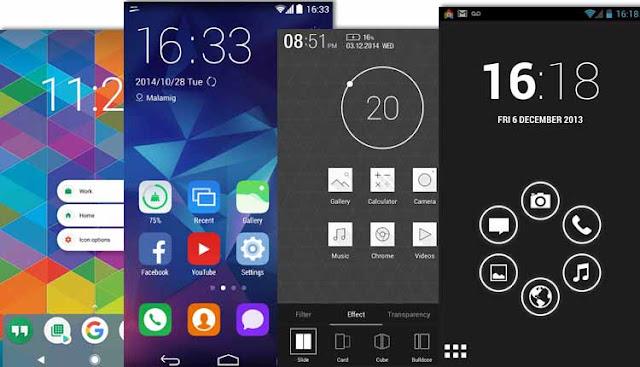 5 Aplikasi Launcher Android Terbaik