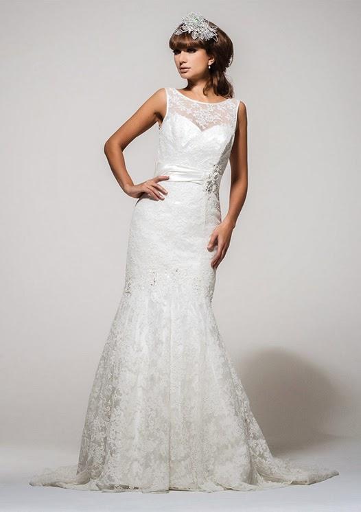 World of joy wedding wednesday 5 buying a wedding for Tulip wedding dress style