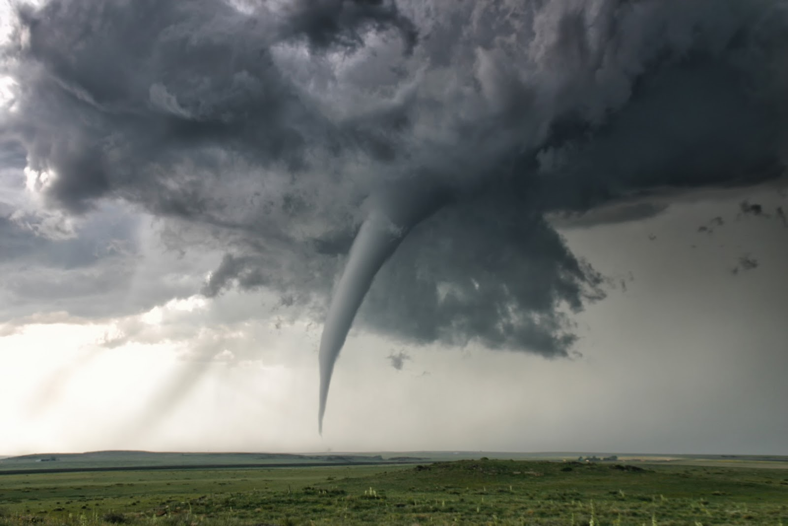 Tornado near Campo in Colorado | Earth Blog