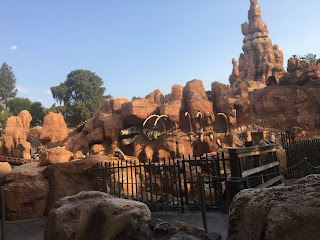 Big Thunder Mountain Railroad Disneyland Finale