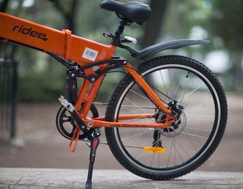 Ridee bicicleta electrica