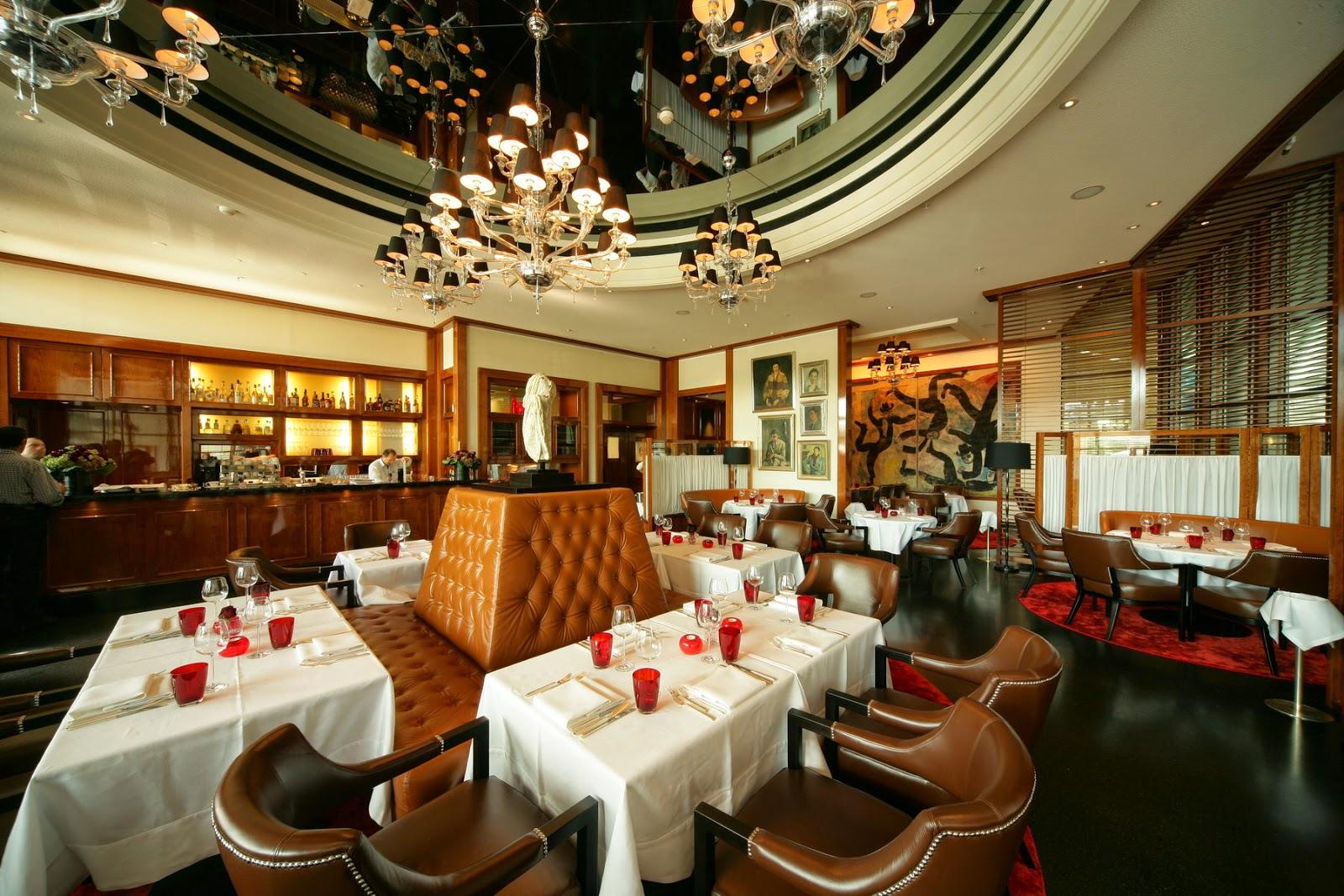 Restaurantes legais em Berlim
