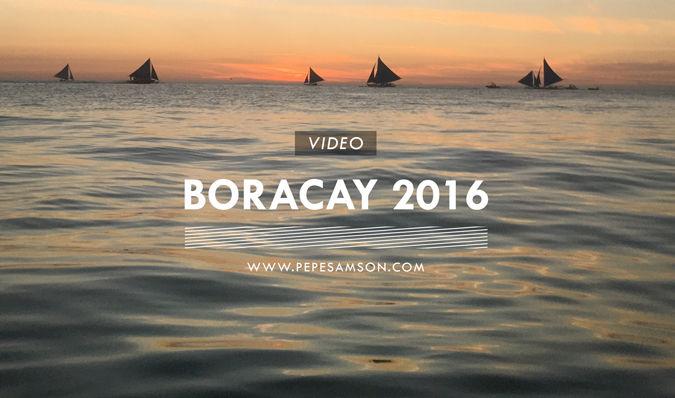 VIDEO: Best Boracay Trip Ever