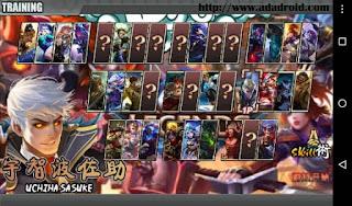 Download Naruto Senki v Mobile Legends Apk