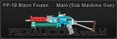 PP-19 Bizon Frozen