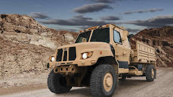 Quân Đội Hoa Kỳ Đặt Hàng Thêm Các Loại Xe Chiến Thuật Tầm Trung