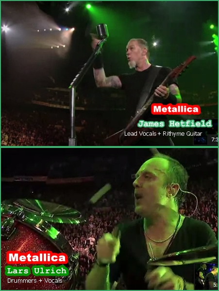 Sejarah Singkat Pembentukan Grup Band Metallica