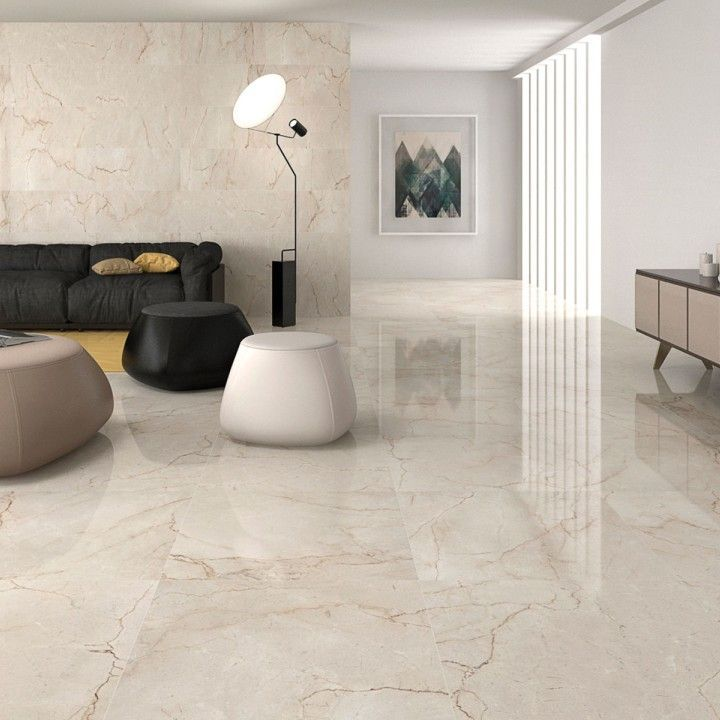 Contoh Model Keramik Lantai Ruang Tamu
