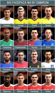 Big Facepack V3 2016 Pes 2013 By Emmrow