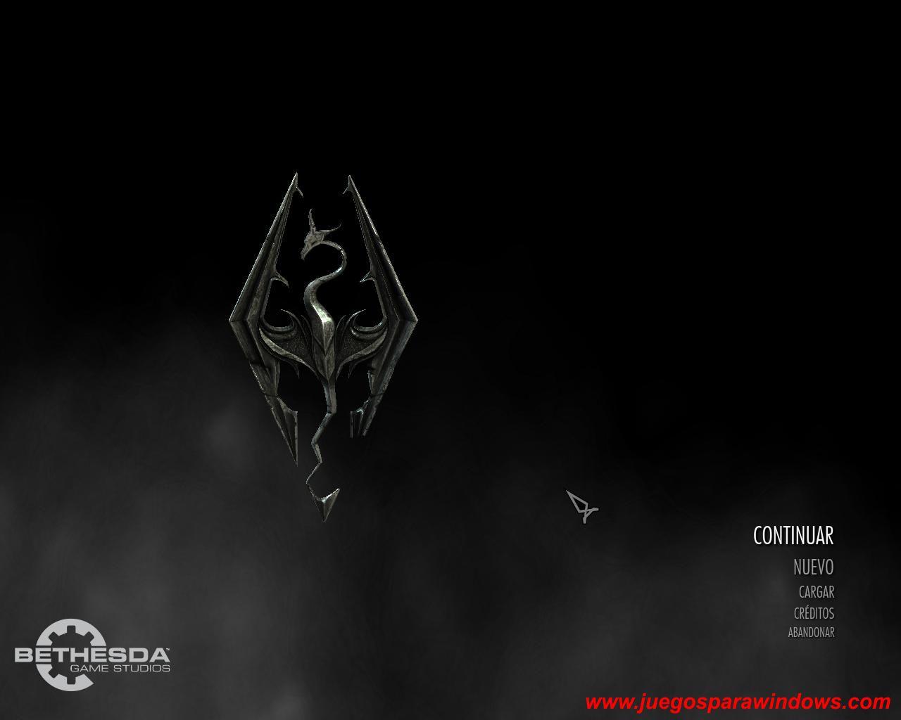 the elder scrolls V skyrim PC screenshot