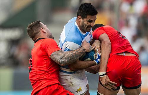 Los Pumas no pudieron repetir en Salta