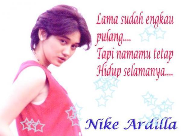 Sang Rusa: Raden Rara Nike Ratnadilla Kusnadi (Nike Ardilla)