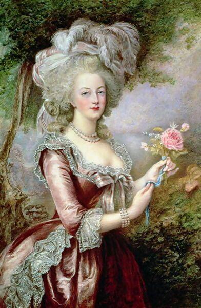beleza mulher século 18