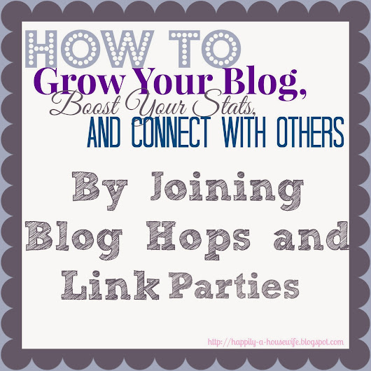 How Linky Parties Can Grow Your Blog