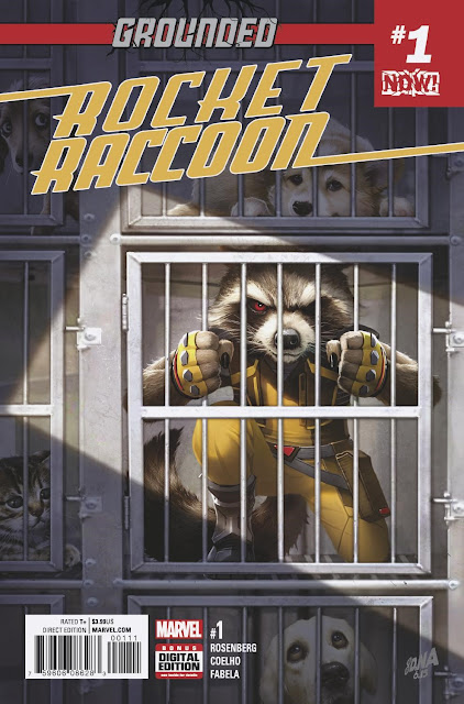 ROCKET RACCOON #1!
