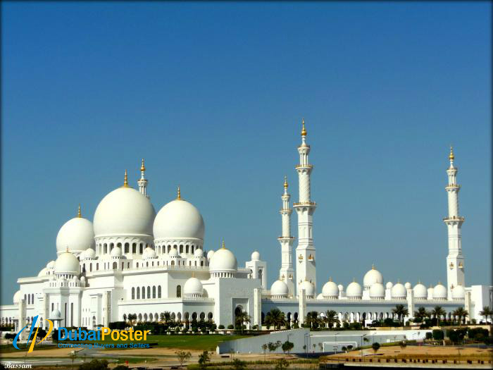Sheikh Zayed Ajman Mosque