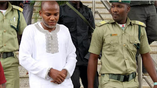 Prosecution's absence stalls Nnamdi Kanu's suit at ECOWAS court
