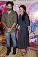 Arsh Sehrawat & Shrenu Parikh   Teaser Launch Of Film Thodi Thodi Manmaaniyan ~  Exclusive.jpg