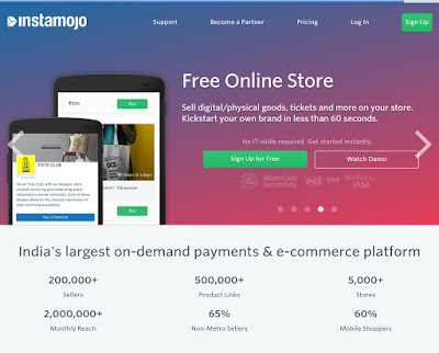 use-instamojo-to-sell-your-ebooks