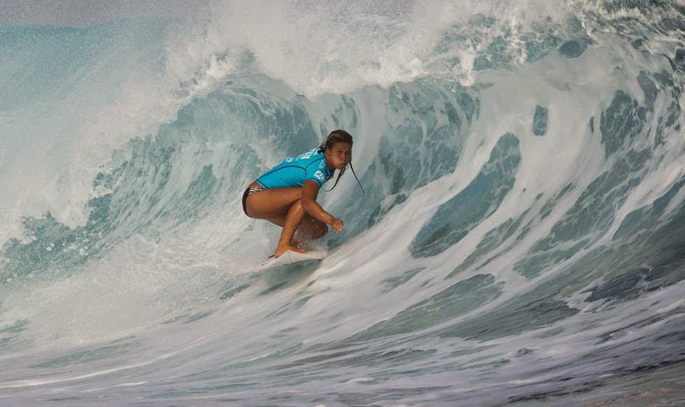 2014 Fiji Womens Pro Piage Hareb