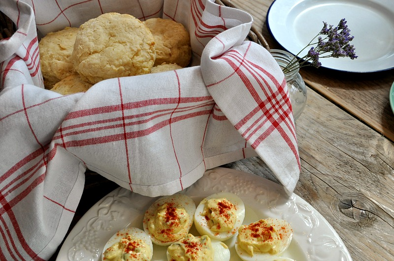 All Americal deep south Buttermilk Biscuits