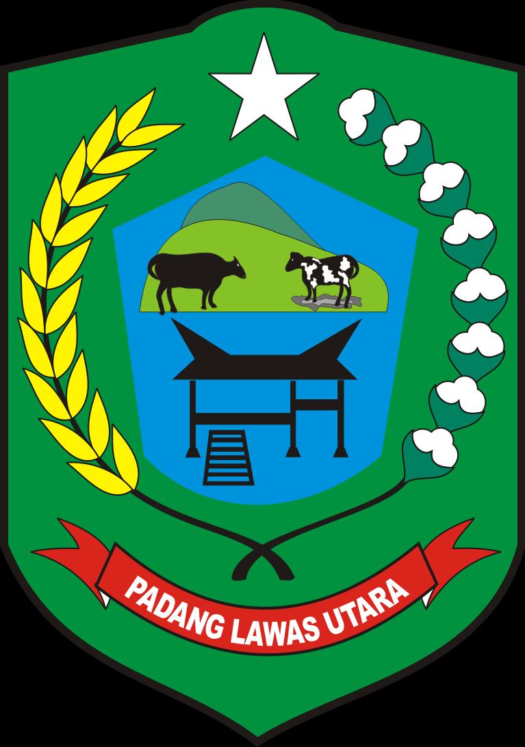 Logo Kabupaten Padang Lawas Utara Kumpulan Logo Lambang Indonesia