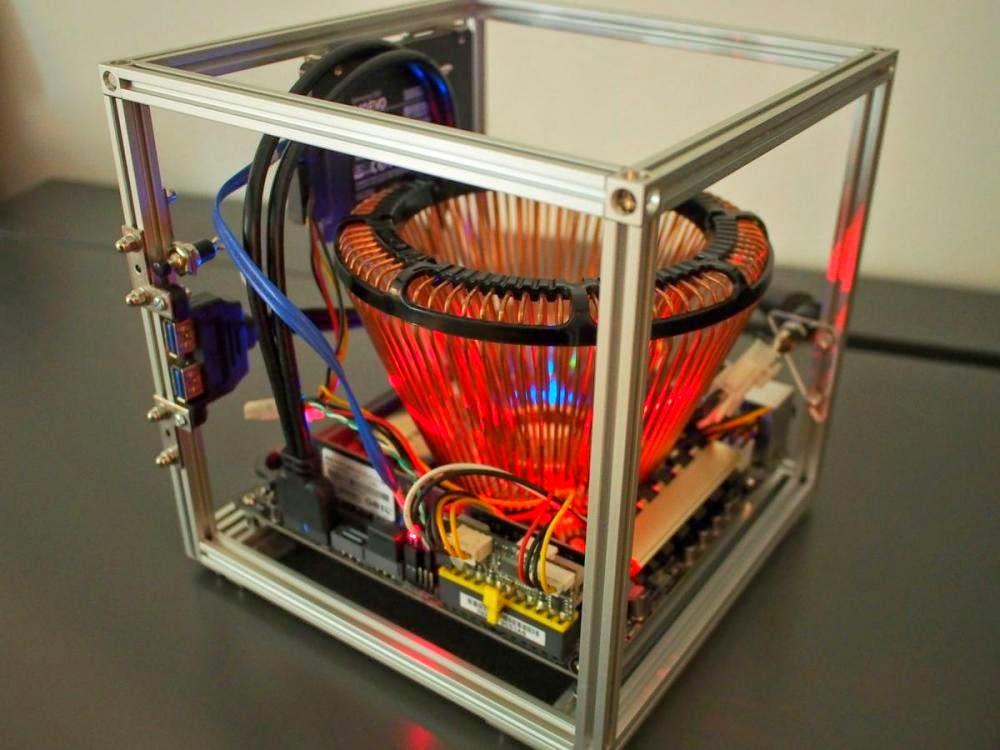 Fanlesstech Nofan Cr 80eh Build