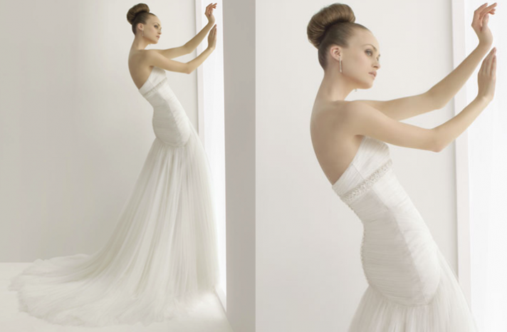 WEDDING DRESS BUSINESS: Chic Bridal Looks: Rosa Clara