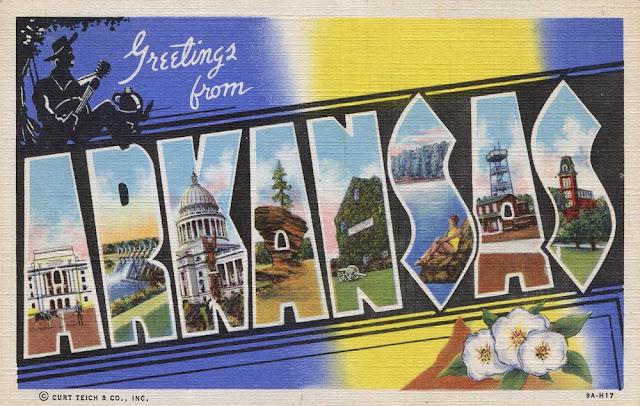 1939. Arkansas