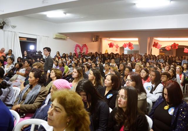 Mulheres se reúnem em apoio a Gilson Fantin e Nilton Hirota