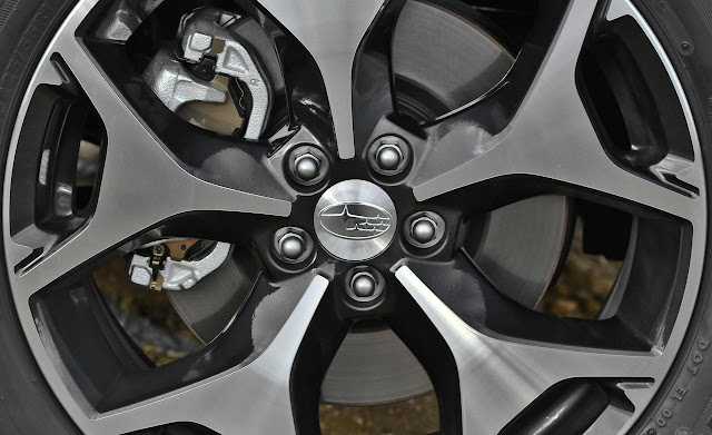 2014 Subaru Forester US Version Rims