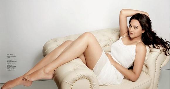 Sonakshi Sinha Maxim Magazine India Photoshoot