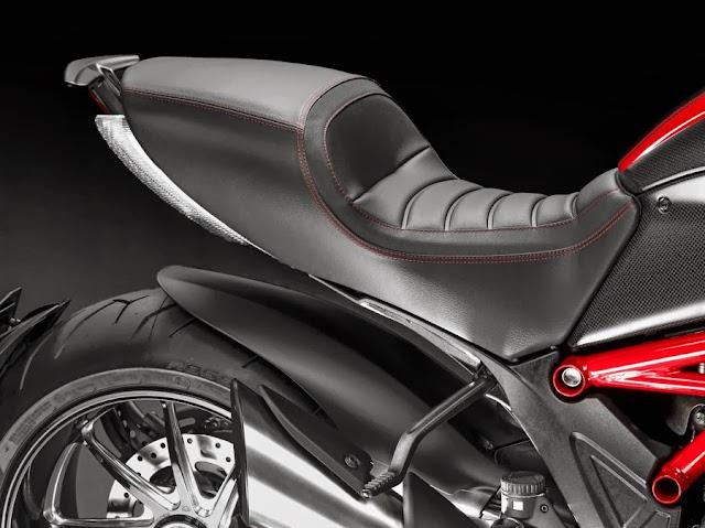 Ducati Diavel 2015 Di Lancarkan Di Geneva Motor Show