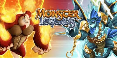 Monster Legends Apk + Mod Free on Android Online