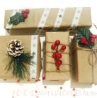 http://milmanualidadesfaciles.blogspot.com.es/2017/12/envolver-regalos-navidad.html
