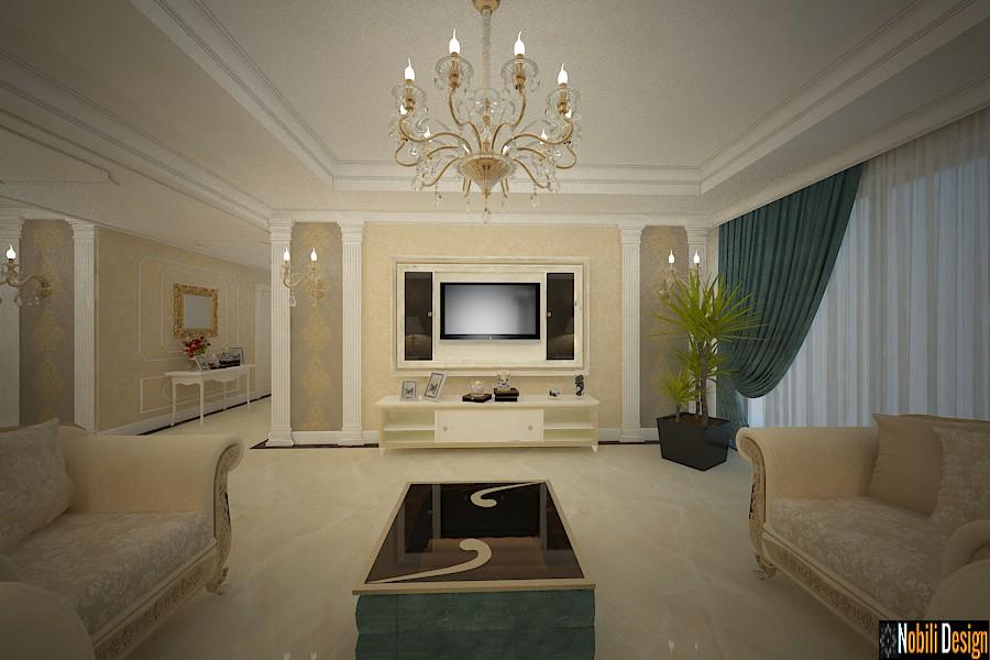 Design interior casa stil clasic in Bucuresti -  Arhitect de interior Bucuresti pret