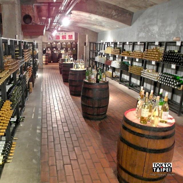 【勝沼葡萄之丘】葡萄園包圍的小山丘 一口氣試喝200款葡萄酒