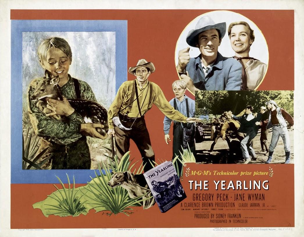 Kitten Vintage: Saturday Movie - The Yearling, 1946
