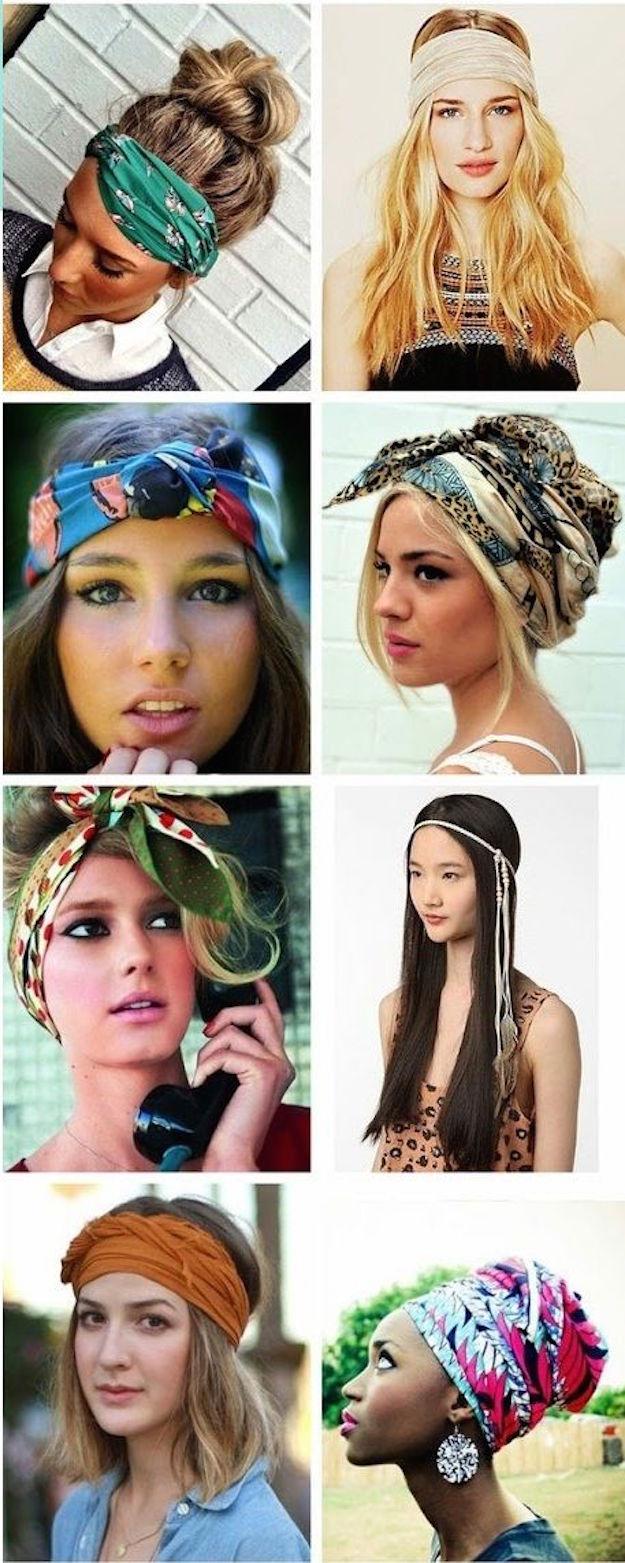 acquisto autentico cerca il meglio vasta gamma di Look Like A Model: Tutorial turbante: più di 30 modi di ...