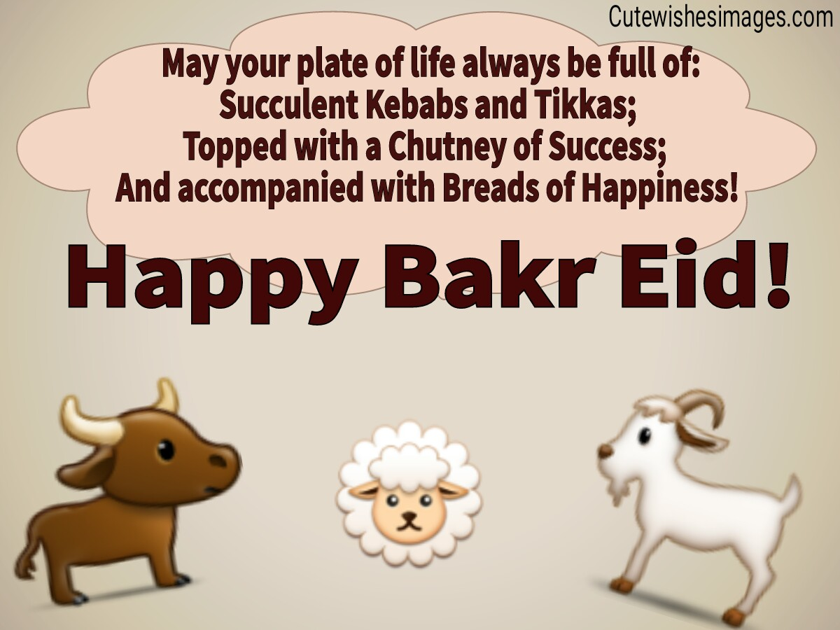 Eid al adha mubarak messages cute wishes images quotes love eid mubarak messages kristyandbryce Choice Image