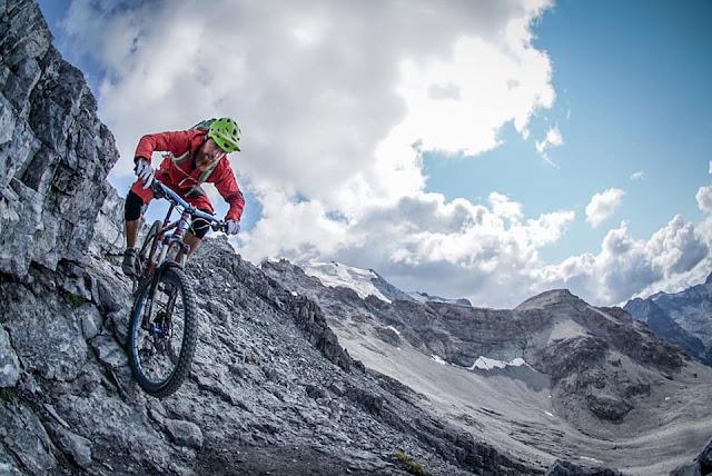 Downhill Payerhütte MTB