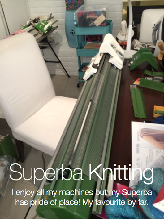 Superba Knitting™: Pride Of Place For Superba