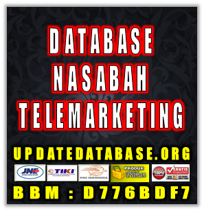 Jual Database Nasabah Bank Prioritas Telemarketing
