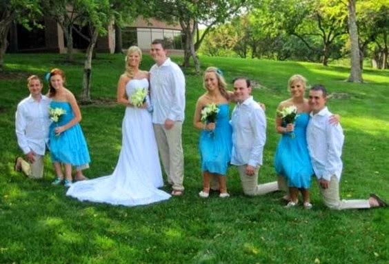 Dwarf Wedding