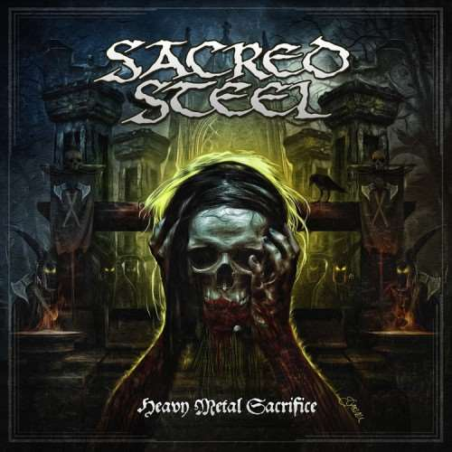 "SACRED STEEL: Lyric video για το νέο κομμάτι ""Let There Be Steel"""