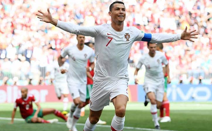 Kata Kata Cristiano Ronaldo : Kumpulan Motivasi Bijak dari Mega Bintang Sepak Bola Asal Portugal
