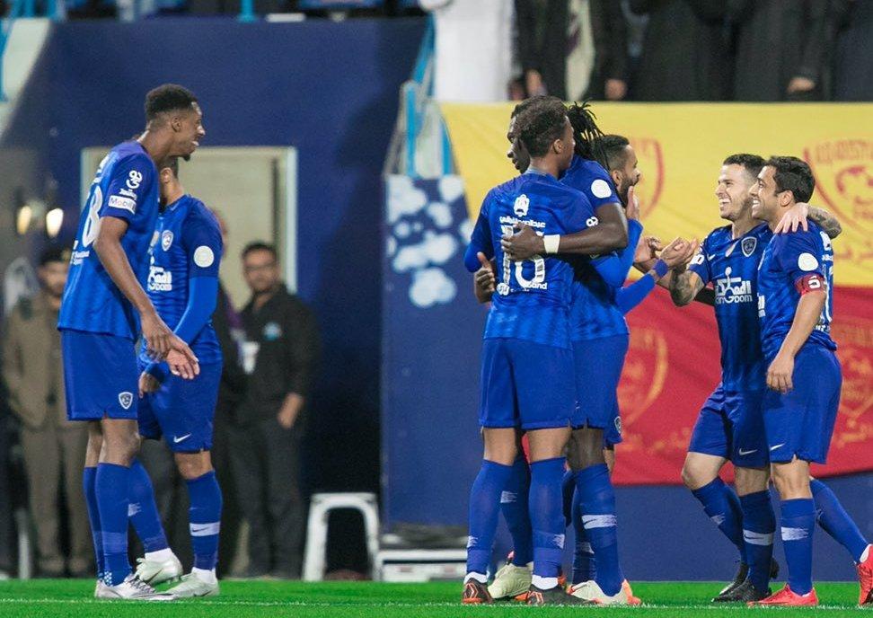 نتيجة مباراة الهلال والاتحاد السكندري اليوم الاثنين 25-2-2019 كأس زايد للأندية